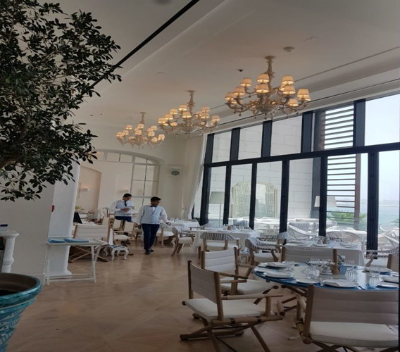 Alici Restaurant Dubai